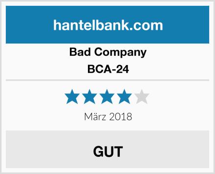 Bad Company BCA-24 Test