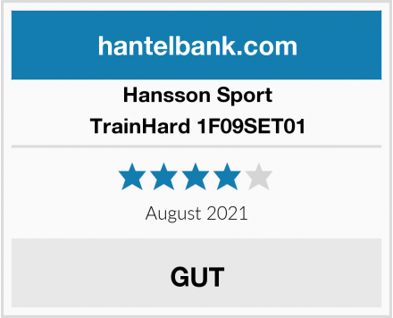 Hansson Sport  TrainHard 1F09SET01 Test