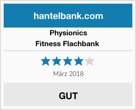 Physionics Fitness Flachbank  Test