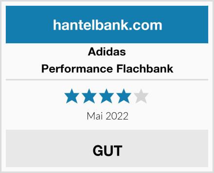 adidas Performance Flachbank Test
