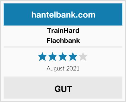 TrainHard Flachbank Test