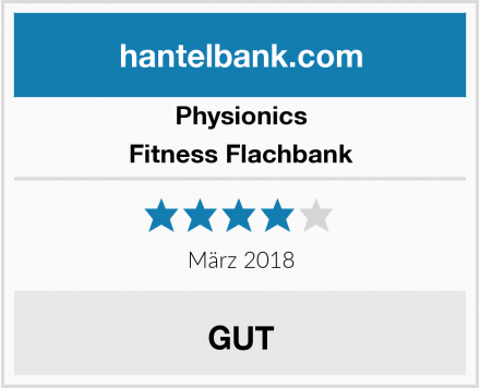 Physionics Fitness Flachbank Test