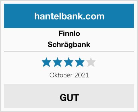 Finnlo Schrägbank Test