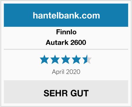 Finnlo Autark 2600 Test