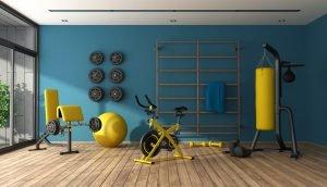Fitnessstudio zuhause – so lässt es sich umsetzen