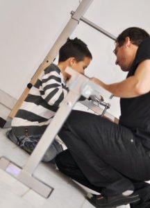 Hantelbänke reparieren – so geht's
