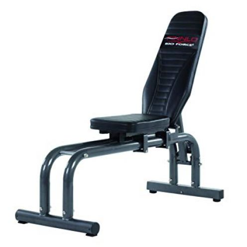 Finnlo Flach-/schrägbank Bio Force Power Bench